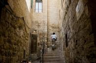 Passageway, Muslim Quarter, Jerusalem, Israel 2008