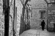 Passageway, Jewish Quarter, Jerusalem, Israel 2008