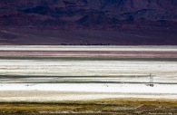 Owens Lake, Owens Valley, California 2007