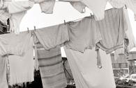 Laundry, Jerusalem, Israel 1981