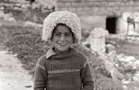 Palestinian Boy 2, Deir Samit, West Bank 1981
