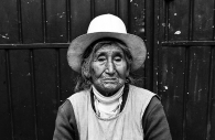 Old Woman, Pisco, Peru 2012