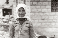 Palestinian Children 1, Deir Samit, West Bank, 1981