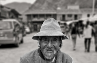 Old Man, Pisco, Peru 2012